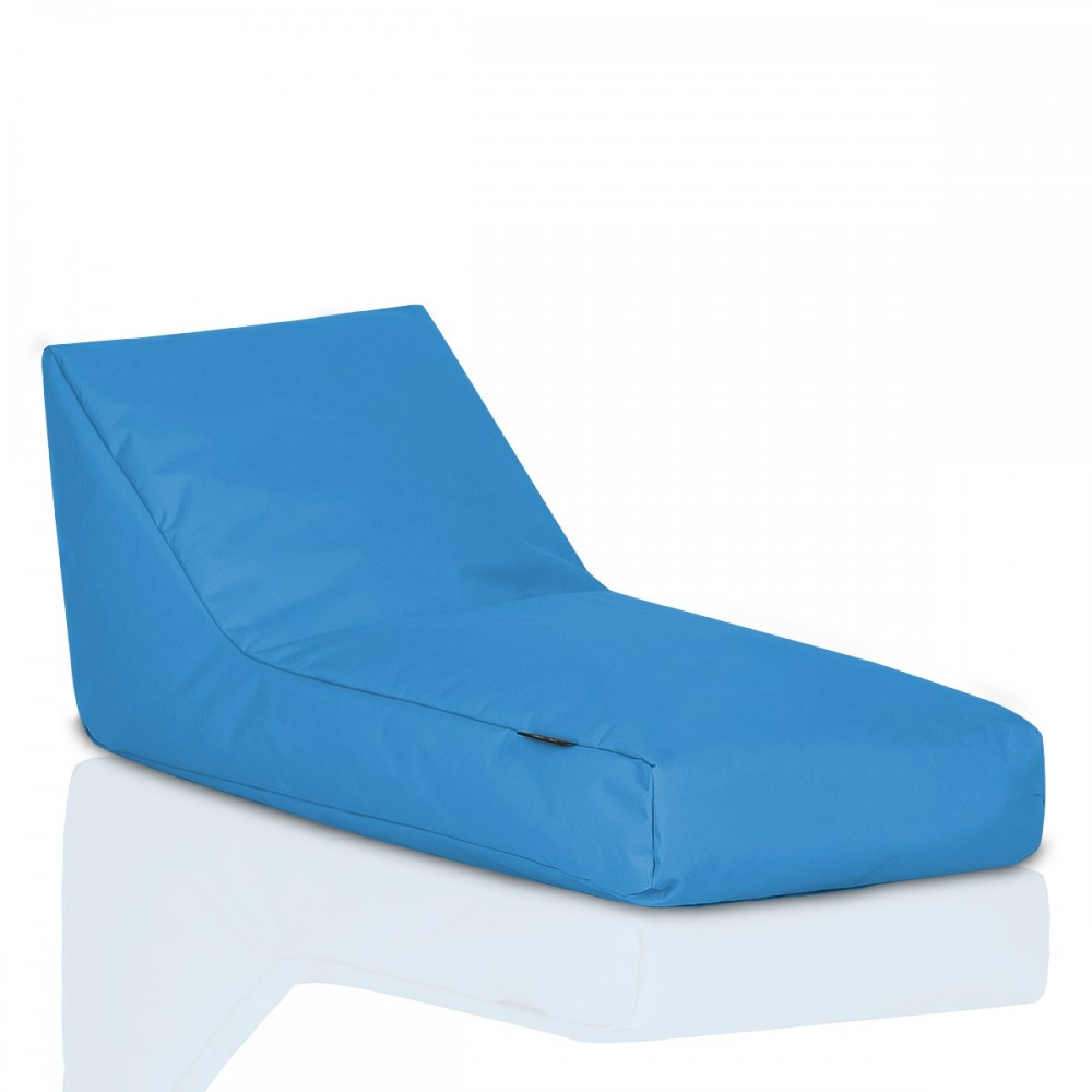CRAZYSHOP Lehátko Standard, modrá
