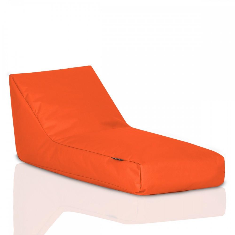 CRAZYSHOP Lehátko Standard, oranžová