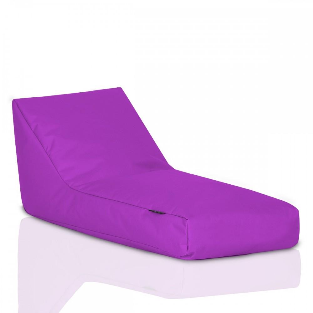 CRAZYSHOP Lehátko Standard, lila