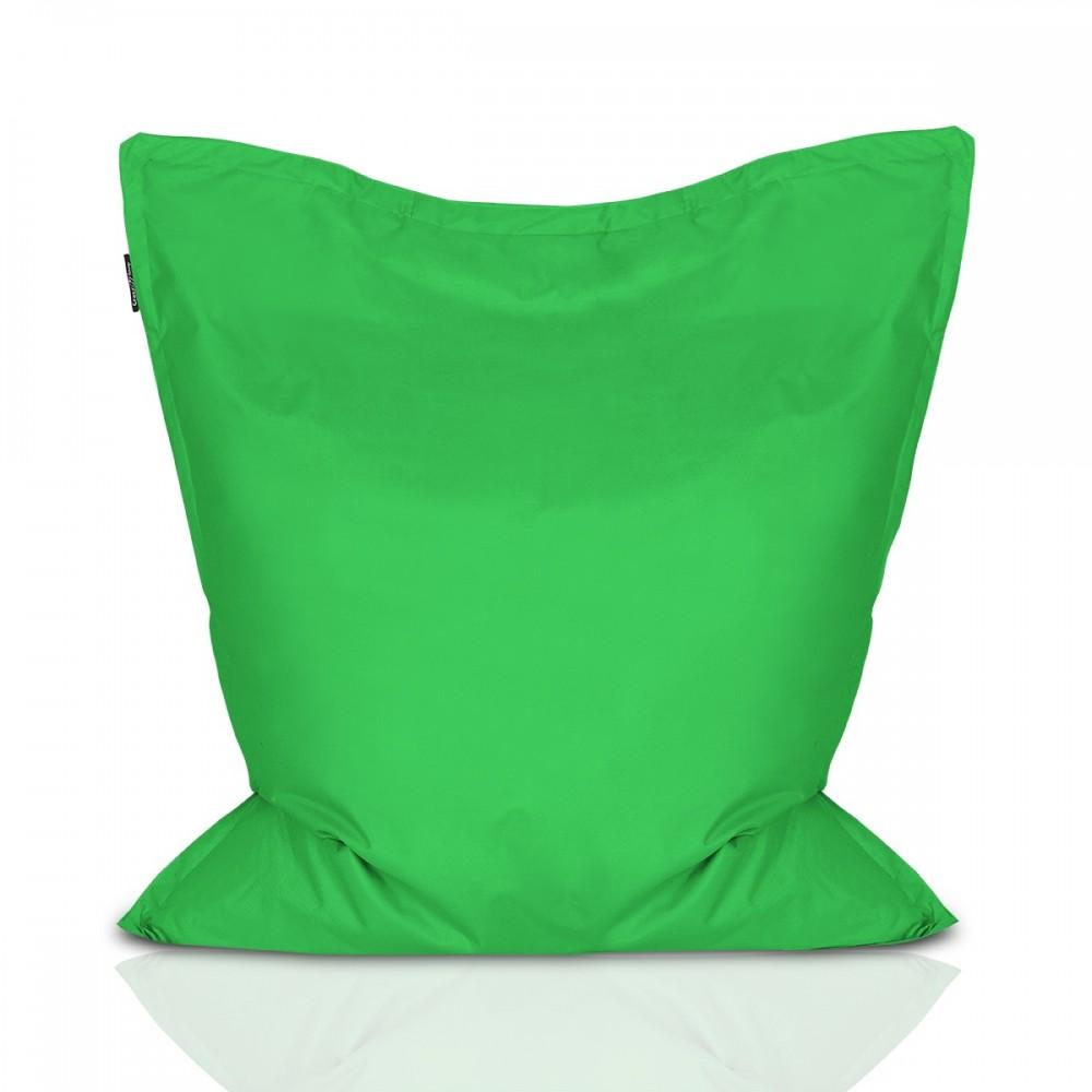 CrazyShop Sedací vak PIGI, zelený