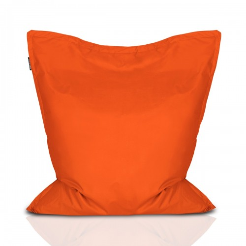 CrazyShop Sedací vak PIGI, oranžový