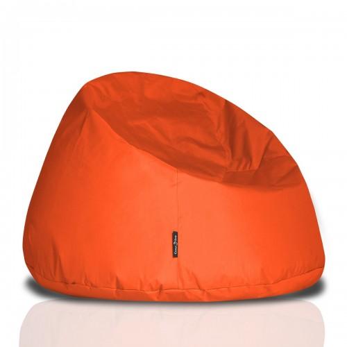 CrazyShop Sedací vak COOL, oranžový