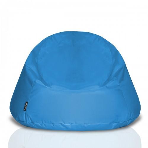 CrazyShop Sedací vak COOL, modrý
