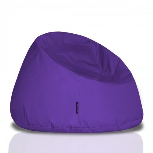 CrazyShop Sedací vak COOL, fialový
